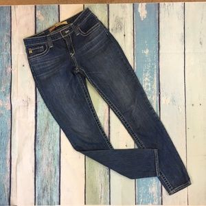Big Star Alex Mid Rise Skinny Jeans 28